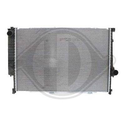 Radiateur, refroidissement du moteur - HDK-Germany - 77HDK8502794