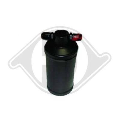 Filtre déshydratant, climatisation - Diederichs Germany - 8522201