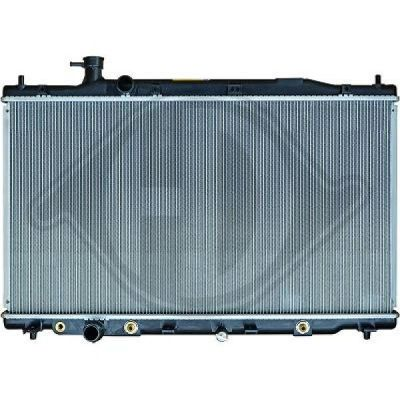 Radiateur, refroidissement du moteur - Diederichs Germany - 8528301