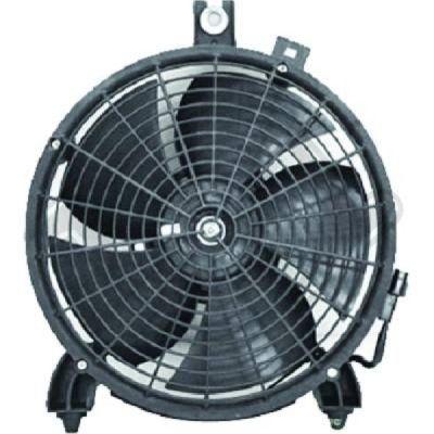 Ventilateur, refroidissement du moteur - Diederichs Germany - 8588110