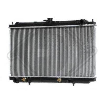 Radiateur, refroidissement du moteur - Diederichs Germany - 8602182