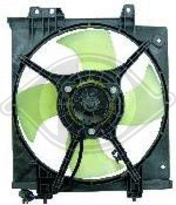 Ventilateur, refroidissement du moteur - HDK-Germany - 77HDK8622204