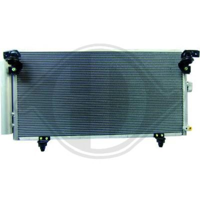 Condenseur, climatisation - HDK-Germany - 77HDK8622303
