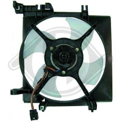 Ventilateur, refroidissement du moteur - HDK-Germany - 77HDK8623510