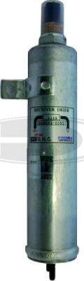 Filtre déshydratant, climatisation - Diederichs Germany - 8653601