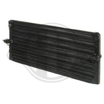 Condenseur, climatisation - HDK-Germany - 77HDK8661400