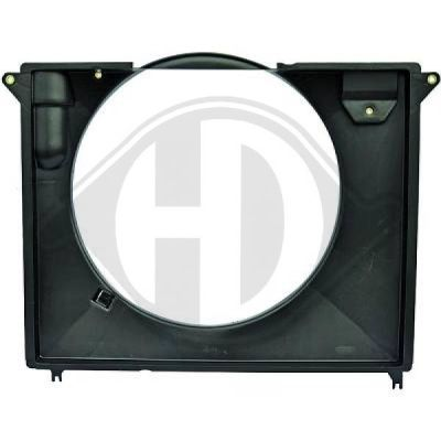 Support de radiateur - HDK-Germany - 77HDK8668402