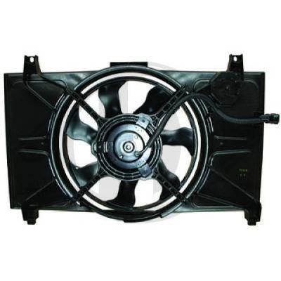 Ventilateur, refroidissement du moteur - HDK-Germany - 77HDK8683302