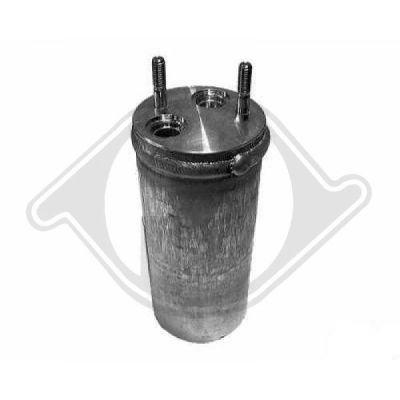 Filtre déshydratant, climatisation - HDK-Germany - 77HDK8691066