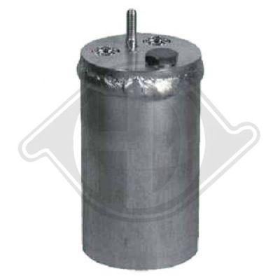 Filtre déshydratant, climatisation - HDK-Germany - 77HDK8693013