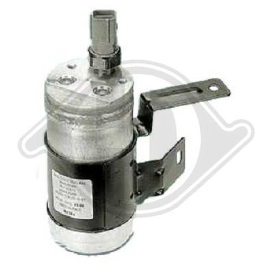 Filtre déshydratant, climatisation - Diederichs Germany - 8703005