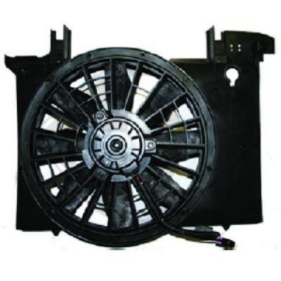 Ventilateur, refroidissement du moteur - Diederichs Germany - 8763501