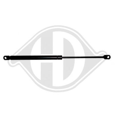 Vérin, capot-moteur - Diederichs Germany - 9102300