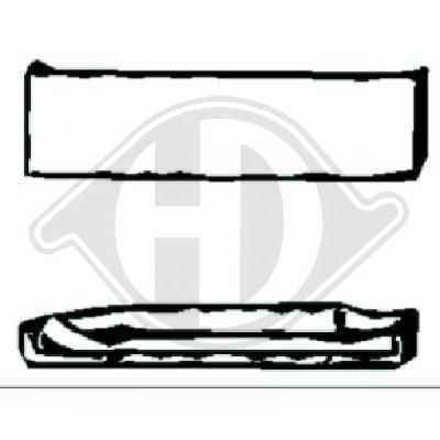 Porte arrière - HDK-Germany - 77HDK9138810