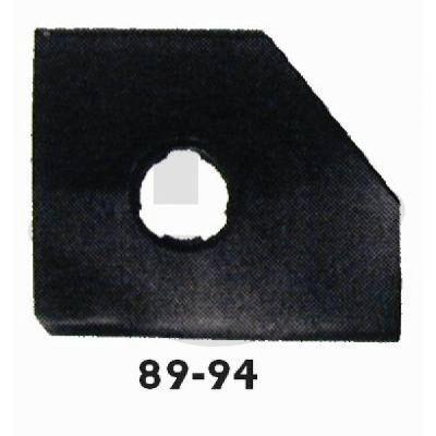 Panneau latéral - Diederichs Germany - 9221061