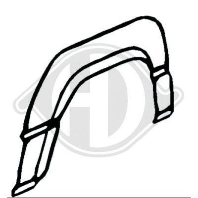 Panneau latéral - HDK-Germany - 77HDK9222032