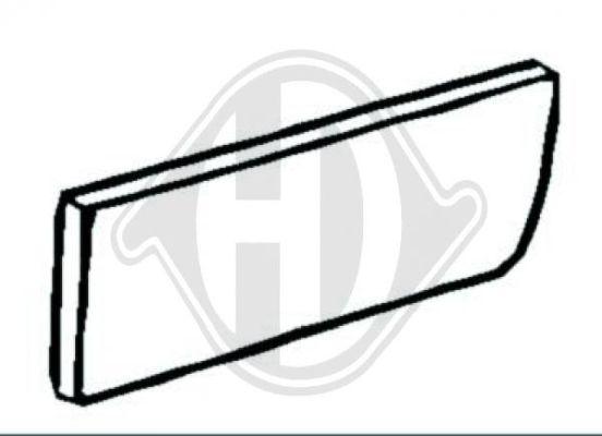 Porte, Carrosserie - HDK-Germany - 77HDK9222212