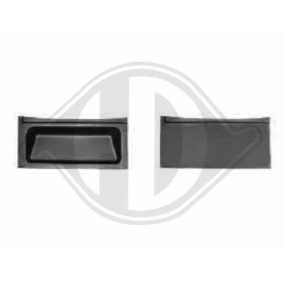 Porte arrière - HDK-Germany - 77HDK9222361