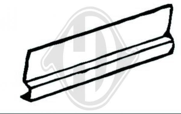 Panneau latéral - Diederichs Germany - 9222412