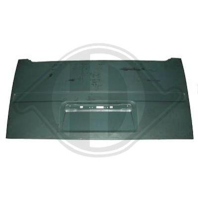 Couvercle de coffre à bagages/de compartiment de chargement - Diederichs Germany - 9222480