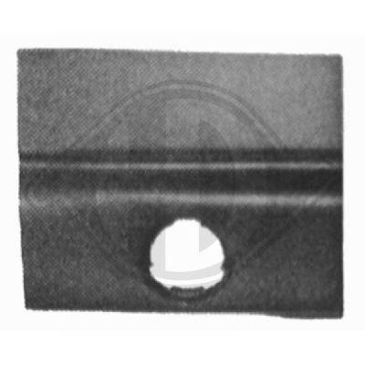 Panneau latéral - Diederichs Germany - 9224161