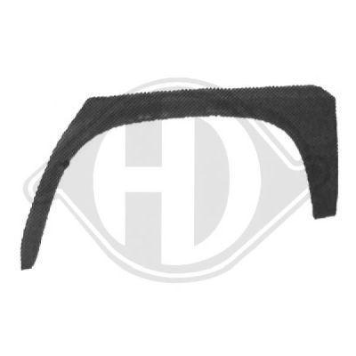 Panneau latéral - Diederichs Germany - 9416231