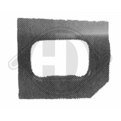 Panneau latéral - Diederichs Germany - 9451061