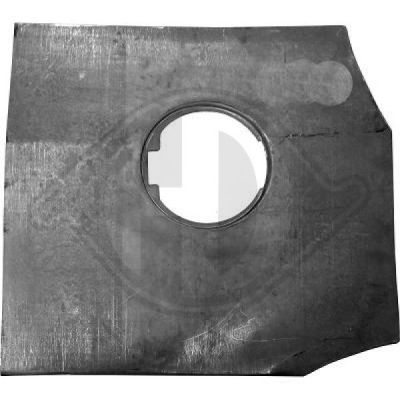 Panneau latéral - Diederichs Germany - 9692061