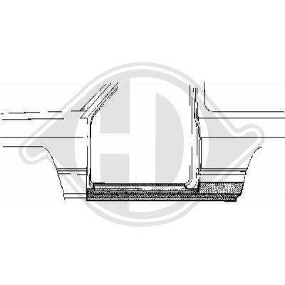 Marche-pied - HDK-Germany - 77HDK9891021