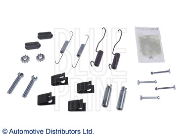 Kit d'accessoires, mâchoire de frein - BLUE PRINT - ADA1041501