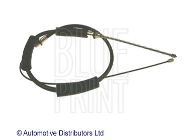 Tirette à câble, frein de stationnement - BLUE PRINT - ADA104604