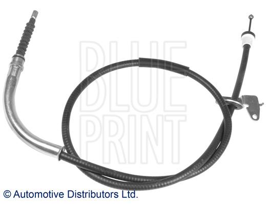 Tirette à câble, frein de stationnement - BLUE PRINT - ADB114602