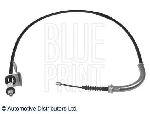 Tirette à câble, frein de stationnement - BLUE PRINT - ADB114605C