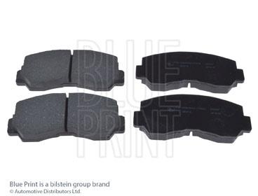 Kit de plaquettes de frein, frein à disque - BLUE PRINT - ADC44216