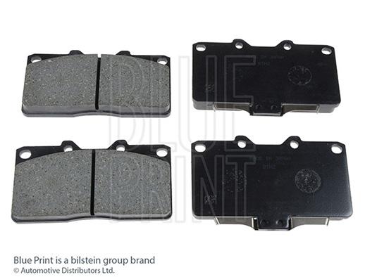 Kit de plaquettes de frein, frein à disque - BLUE PRINT - ADC44239