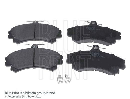 Kit de plaquettes de frein, frein à disque - BLUE PRINT - ADC44251