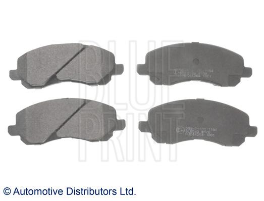 Kit de plaquettes de frein, frein à disque - BLUE PRINT - ADC44264