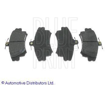 Kit de plaquettes de frein, frein à disque - BLUE PRINT - ADC44267