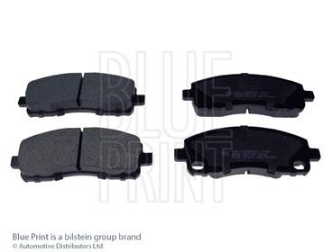 Kit de plaquettes de frein, frein à disque - BLUE PRINT - ADC44280
