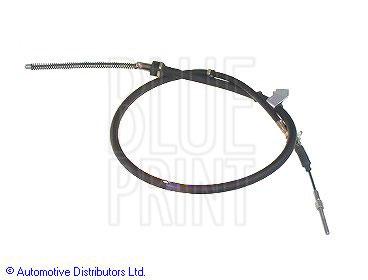 Tirette à câble, frein de stationnement - BLUE PRINT - ADC446101