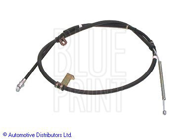 Tirette à câble, frein de stationnement - BLUE PRINT - ADC446105
