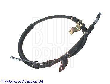 Tirette à câble, frein de stationnement - BLUE PRINT - ADC446112