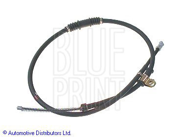 Tirette à câble, frein de stationnement - BLUE PRINT - ADC446120