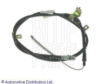 Tirette à câble, frein de stationnement - BLUE PRINT - ADC446142
