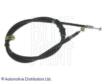 Tirette à câble, frein de stationnement - BLUE PRINT - ADC446148