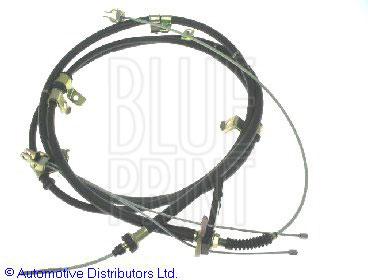Tirette à câble, frein de stationnement - BLUE PRINT - ADC446162
