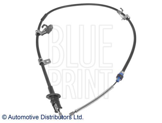 Tirette à câble, frein de stationnement - BLUE PRINT - ADC446180