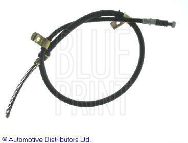 Tirette à câble, frein de stationnement - BLUE PRINT - ADC44622