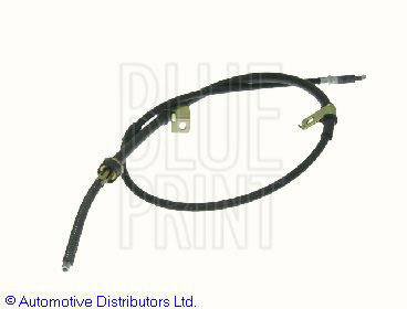 Tirette à câble, frein de stationnement - BLUE PRINT - ADC44623