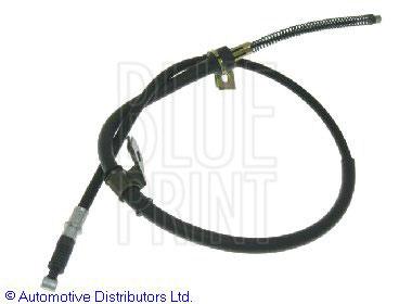 Tirette à câble, frein de stationnement - BLUE PRINT - ADC44639